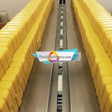 สบู่กล้วยหอม, โรงงานผลิตสบู่สมุนไพร